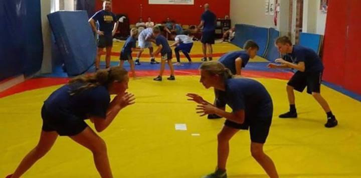 kids wrestling classes gracie smeaton grange
